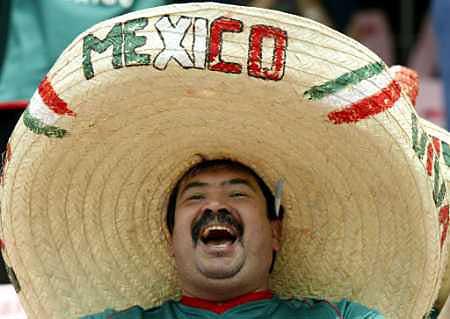 Mexico Casino Man