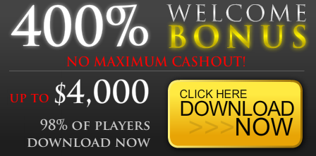 lucky red casino welcome bonus