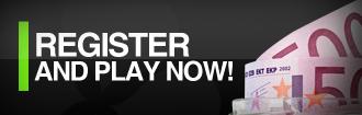 Register at CasinoLuck