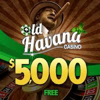 Old Havana Casino Bonuses