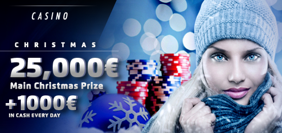 Play2Win Casino Christmas Bonus