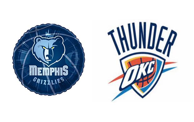 NBA Betting - Grizzlies Vs. Thunder
