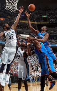 NBA Betting - Grizzlies Vs. Thunder