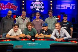 2013 WSOP Main Event – November Nine Set