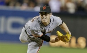Tim Lincecum Throws No-Hitter For The Giants