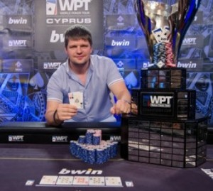 2013 WPT Merit Cyprus Classic Results