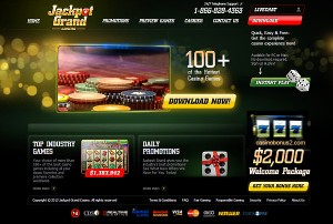Jackpot Grand Casino Promotions