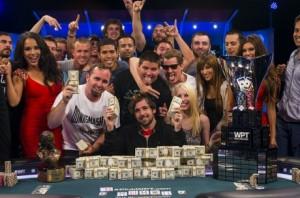 Jordan Cristos Wins The WPT Legends Of Poker Championship