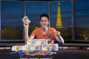 Adrian Mateos Wins 2013 WSOPE Main Event