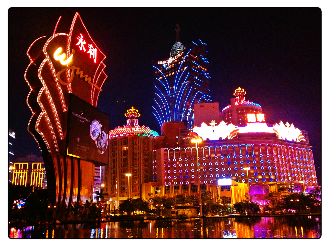 Top Casinos In Macau