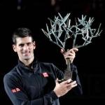 Djokovic Beats Ferrer To Claim Paris Masters Title