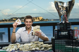 Tony Dunst Wins His First WPT Title