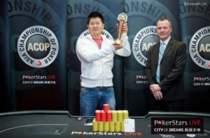 The 2013 PokerStars APPT Macau ACOP Main Event Concludes
