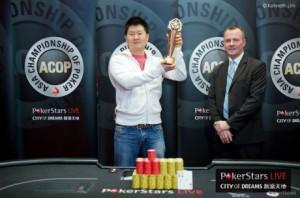 The 2013 PokerStars APPT Macau ACOP Main Event Concludes