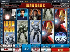 Disney Will Prevent All Marvel-Branded Slot Games