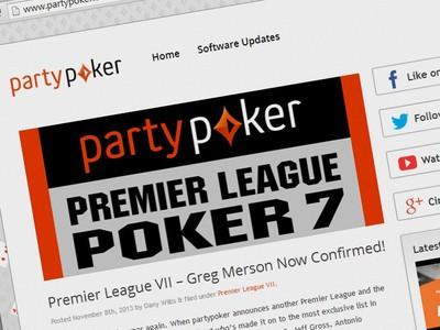 PartyPoker Premier League VII Ready To Start