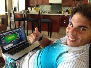 Rafael Nadal Will Play In His First Live Poker Tournament