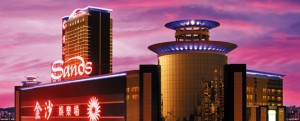 David Beckham To Promote Las Vegas Sands In Macau