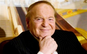 Sheldon Adelson Wants The United States To Nuke Iran