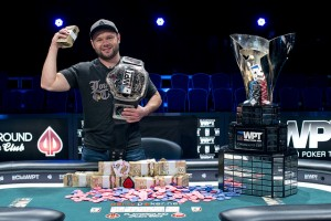 Derrick Rosenbarger Wins WPT Montreal For $500k