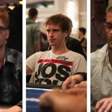 Million-Dollar Swings At The Virtual Poker Tables