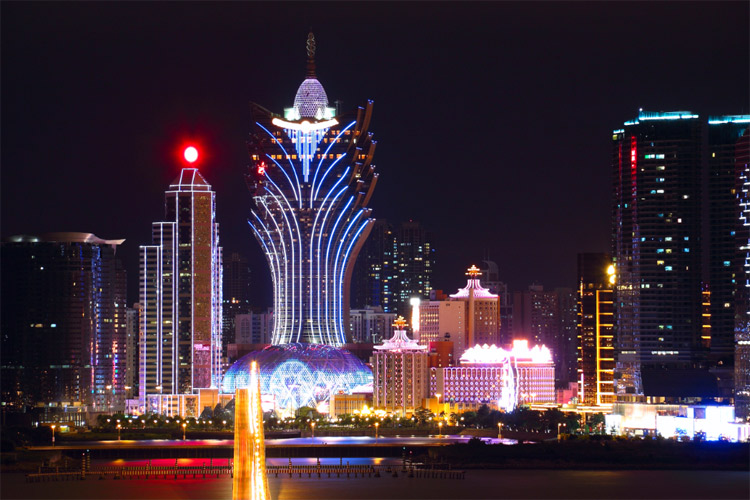 best casinos in macau