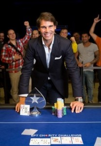 Rafael Nadal Wins First Live Poker Tournament In Prague
