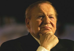 Sheldon Adelson Publishes New Editorial And Why It Is Wrong
